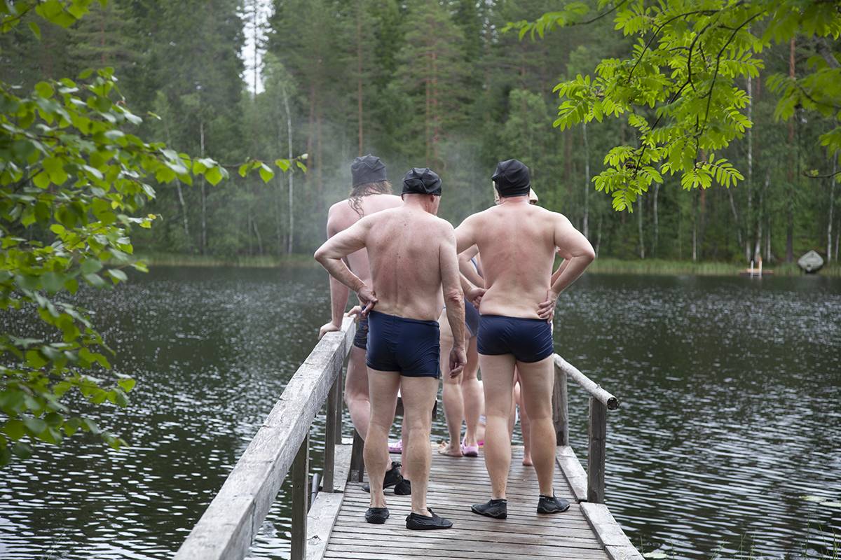 Sarvenperän saunamaraton
